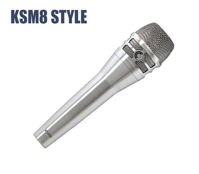 sm beta ksm8 58 classic traditional wired handheld live vocal karaoke singing dynamic microphone shure ksm8 n