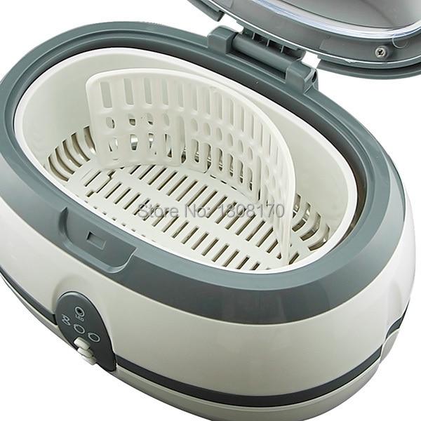 1.3L 60 Вт Цифровой Ультра звуковой очиститель для ванны, дегазированный Ультразвуковой очиститель, ультразвуковой очиститель, металлические... - 3