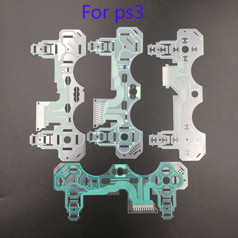 Vibration Conductive Film Controller Ribbon Circuit Board For PS3 Controller Dualshock 3 SA1Q135A 160A 159A 194A