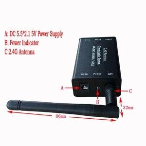 Image 3 - تيار مستمر 5 فولت 2.4 جرام ISM HIFI ستيريو لاسلكي جهاز إرسال سمعي استقبال 16Bit 44KSPS 5Mbps نقل لمسافات طويلة محول