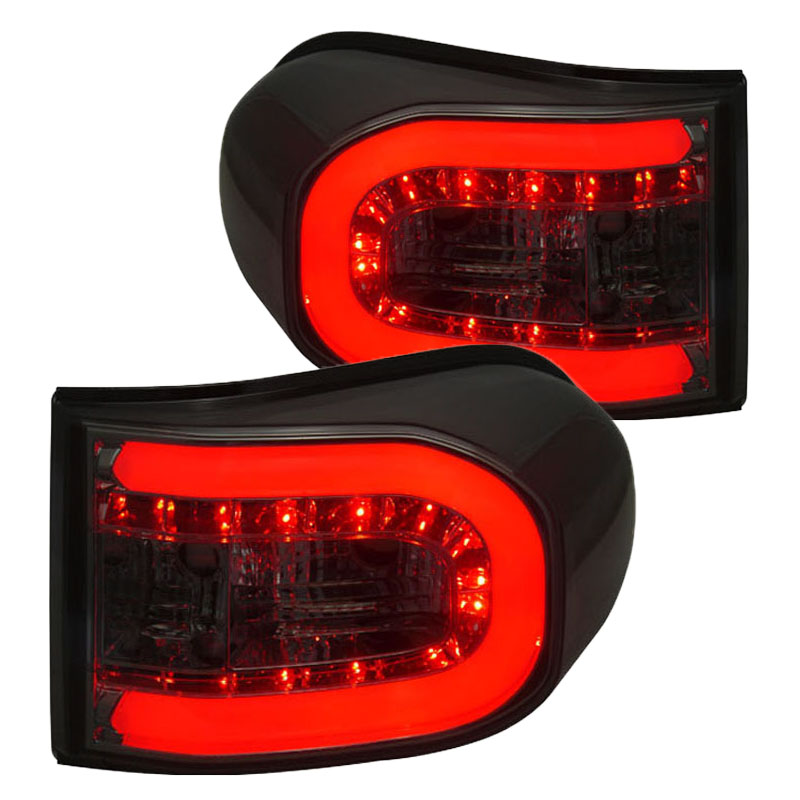 пороги toyota fj for Toyota FJ Cruiser LED Tail light Assembly 2007- Black housing Re-designed car lights
