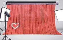 Red Color Wood Photography Background Backdrop Props Wall 150x220cm Studio Theme стоимость