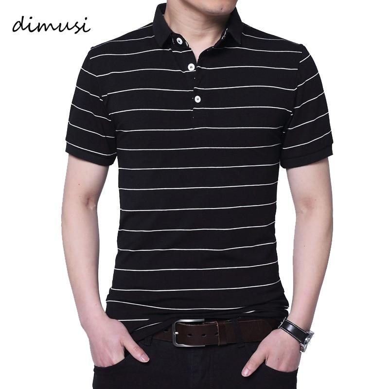 DIMUSI Men Polo Shirts Summer Men Casual Short Sleeve Cotton Polos Shirts Fashion Tops Tees Para Hombre Brand Clothing 5XL,YA799