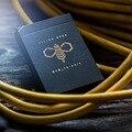 Killer bee ellusionist naipes cubierta magic tarjetas de póquer naipe de cerca etapa magic trucos para el mago profesional