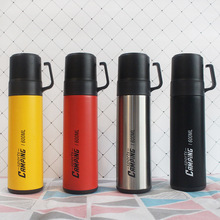 ZOOOBE 600ML Thermos bottle stainless steel vacuum flasks thermoses for tea coffee thermo mug thermocup Travel Thermo coffee Cup 304 stainless steel thermos 1000ml 2000ml termos coffee vacuum flasks thermoses travel thermos bottle stainless steel thermo pot