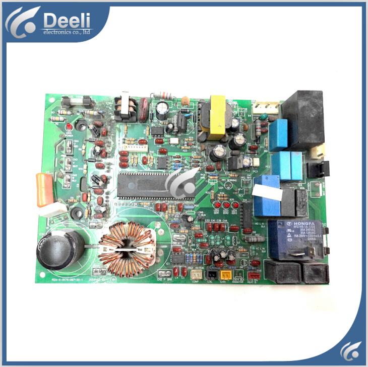 95% new good working Original for air conditioning Computer board RZA-4-5174-097-XX-1 board good working