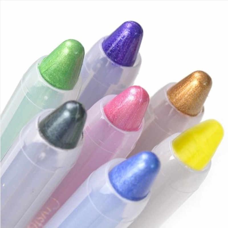 1 Uds. Nuevo y atractivo lápiz de sombra de ojos de alta calidad para mujer, resaltador de belleza profesional