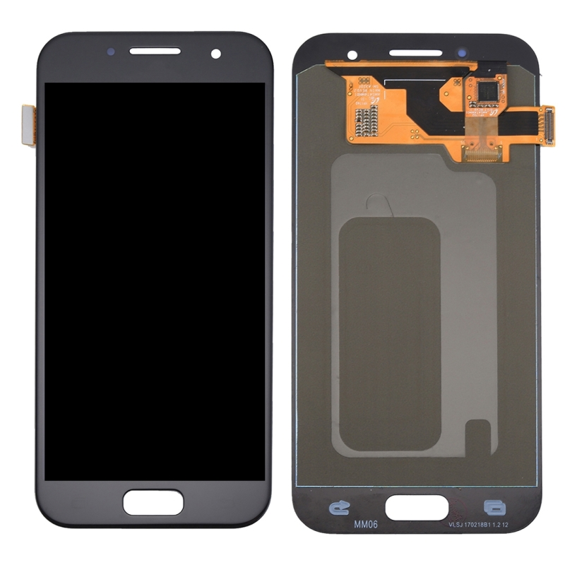 Écran LCD de haute qualité + vitre de remplacement d'écran tactile pour Samsung Galaxy A3 (2017)/A320FL/A320Y/DS avec outil