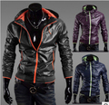 Men's Casual Jacket Mens autumn new windproof waterproof sunscreen jacket color movement