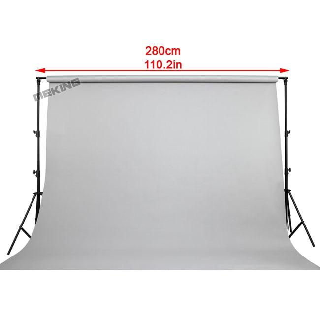 Meking 2.8m 9.2ft cross bar bara Multi Function L-2800G för - Kamera och foto