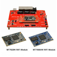 Open Source, OpenWRT Arduino, IoT Gateway Modul, WiFi repeater/access point modul mit mt7628(China)