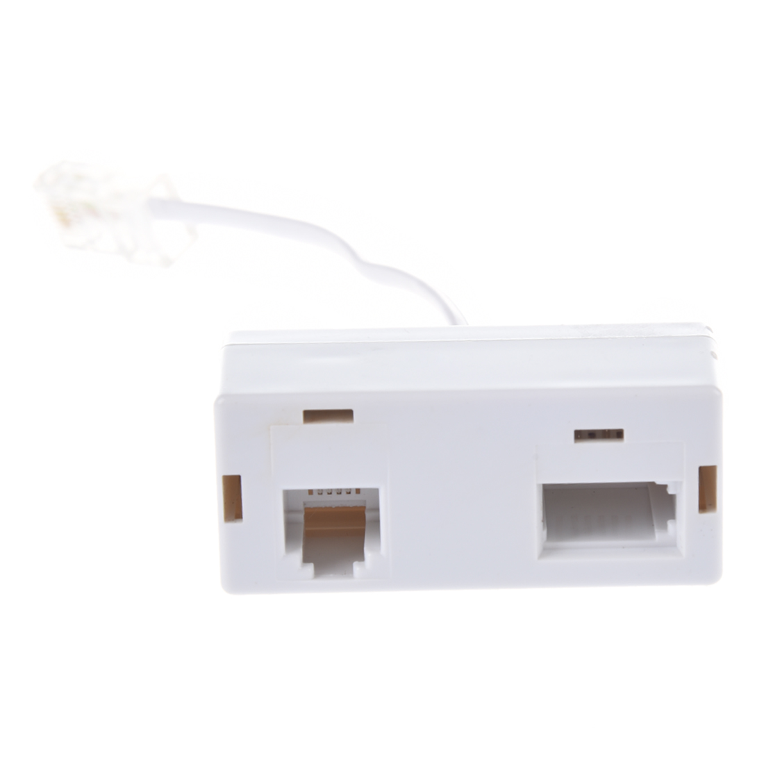 Rj45 To Rj11 Converter Wiring Diagram Cat5 Cat6 Wire For Connector Dsha New Hot Plug Bt Secondary Splitter Telephone Using