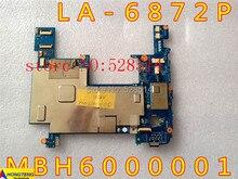 original LA-6872P MBH6000001 FOR ACER A500 motherboard 100% Test ok