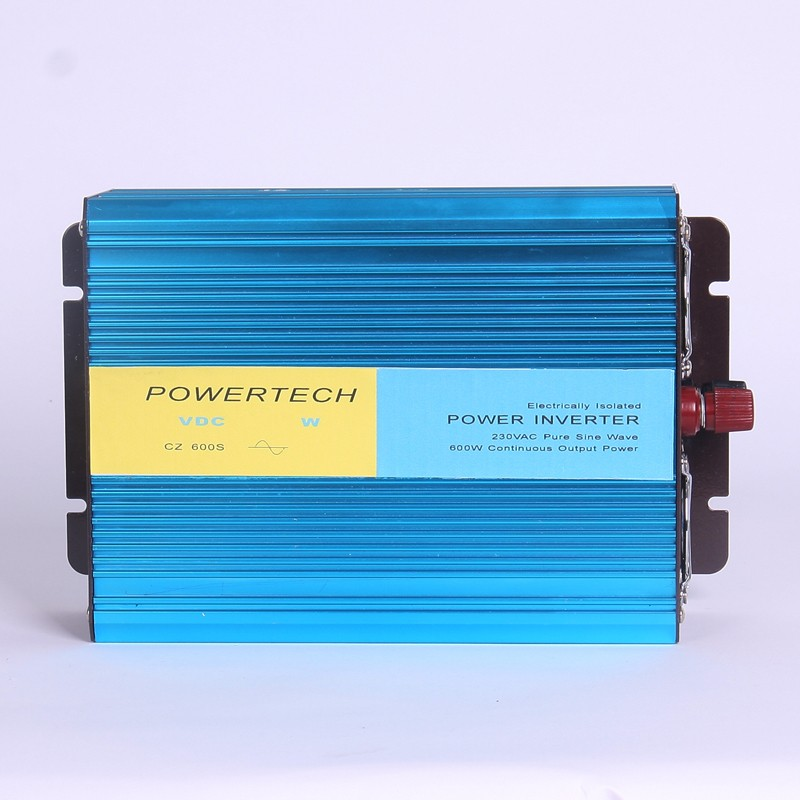 Digital Display 2400W peak 1200W Power Inverter Pure Sine Wave DC 12V to AC 220V Solar/Wind/Car/Gas Power Generation Converter