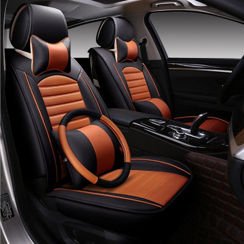 Us 108 8 36 Off Dingdian Front Rear 5 Seat Car Seat Cover Fit Suzuki Swift Sport A Wind Celerio Ik 2 Authentics Baleno Sx4 S Cross Vitara Cultus In