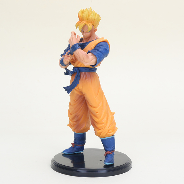 Dragon Ball Z Figure Son Goku Gohan Vegeta Toy