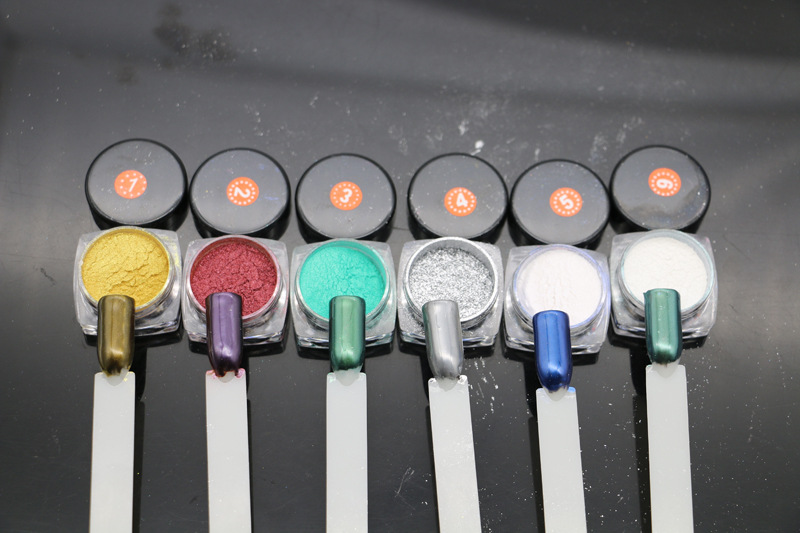 H003 Mode neue Beste NAGEL GLITTER shinning Nagel Glitter Pulver arcylic pulver Großhandel