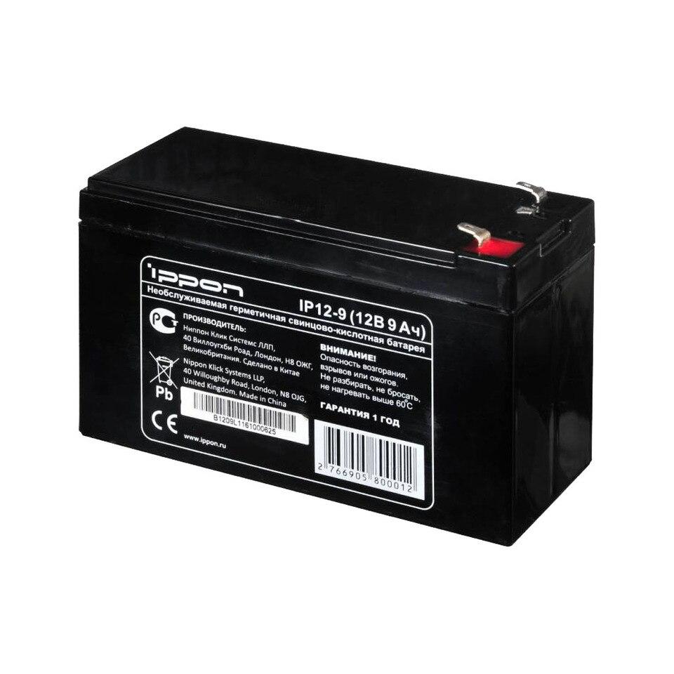 Купить со скидкой Батарея для ИБП Ippon IP12-9