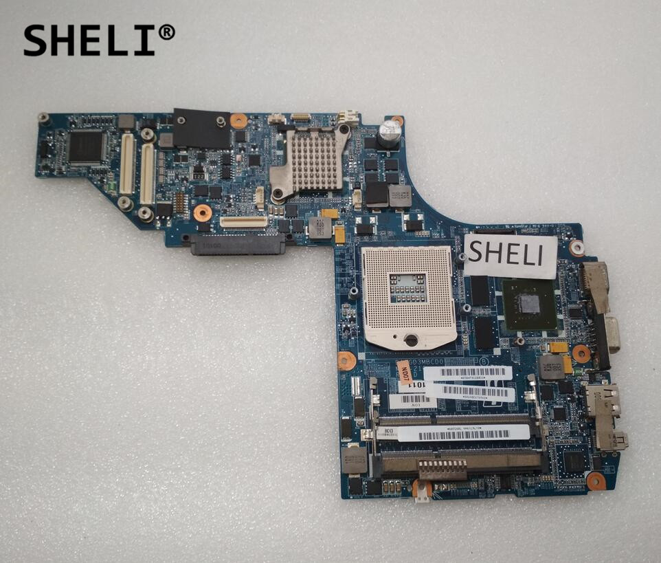 SHELI For Sony VPS111FM MBX-216 Motherboard with Discrete Video Card DA0GD3MBCD0 A1769194A sheli mbx 216 laptop motherboard for sony vps111fm mbx 216 da0gd3mbcd0 a1767191a for intel cpu with integrated graphics card