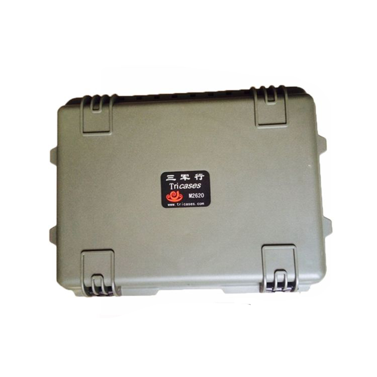 Tricase Supply M2610  Waterproof Equipment  Protective Case