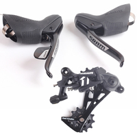 SRAM 1 1x11 11s Speed Road Bike Groupset Rival Left Brake Right Shifter Level APEX Rear Derailleur Cage Lock Middle Cage
