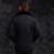 LA CIUDAD de CLASE 14M105 Nuevos hombres casual fashion slim fit costura Thinsulate extraíble traje de cuello de visón envío libre azul invierno 14M105