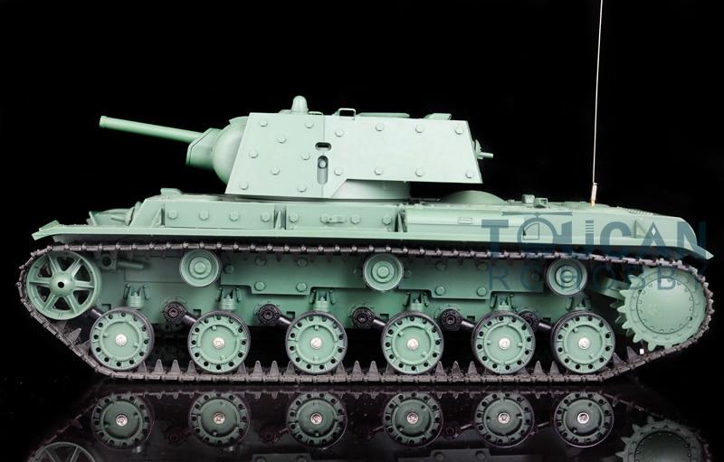 HengLong 1/16 Scale Plastic Version Russian KV-1 RTR RC Tank Model 3878 цена 2017