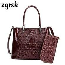 Handbags Classic Zipper Solid Pu Leather Luxury Women Bags Designer Shoulder Bag Purses And Black Casual