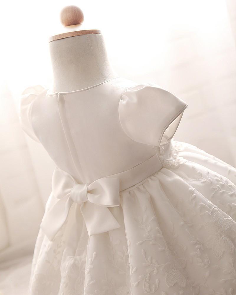 Newborn Flower Dress (7)