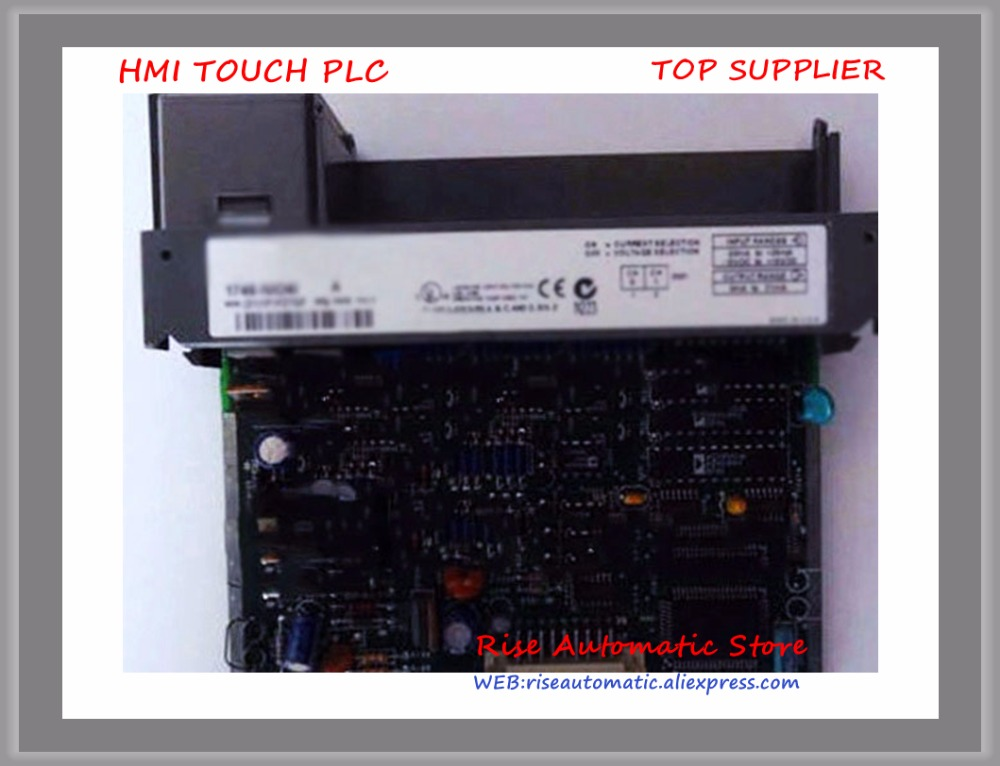 1746-NIO4I PLC New Original 55mA 2 Number of Inputs Analog Combination Modules plc 60ma 4 number of inputs thermocouple analog input module for 1746 nt4
