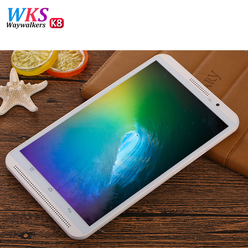 8 Inch Android 6.0 Tablet PC Tab Pad 4GB RAM 64GB ROM Octa Core Play Store Bluetooth 3G 4G Phone Call Dual SIM Card 10 Phablet