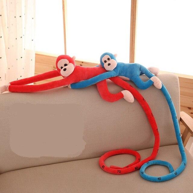 150 cm lunga coda di scimmia morbida per bambini giocattoli di
