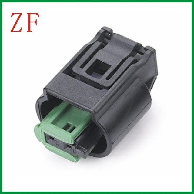967644 1 AMP TYCO stecker terminal auto draht 2 pin anschluss buchse ...