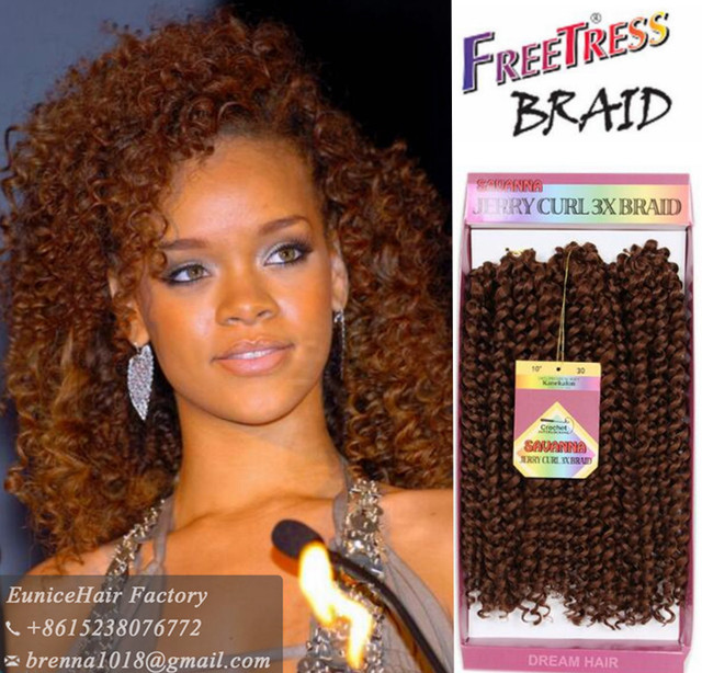 Freetress Deep Twist Tree Braids Protective Style With Water Wave Synthetic Natrual Hair