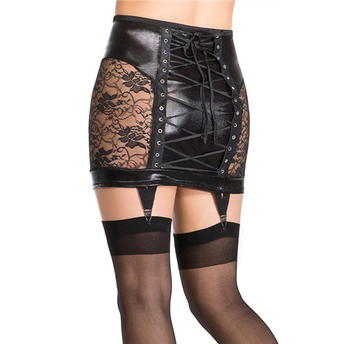 Online Buy Wholesale tight black leather skirt from China tight ...