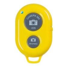 Universal Bluetooth Wireless Remote shutter Camera Phone Monopod Selfie Stick Shutter Self-timer Timer Remote Control for iphone