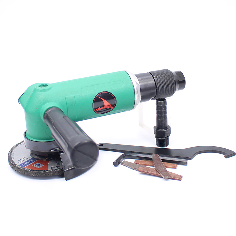 YOUSAILING Quality 4 Inches Pneumatic Angle Grinder 90 Degree Air Grinder Machine Pneumatic Grinding Tool 100MM