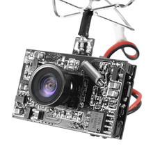DVR03 DVR AIO 5.8G 72CH 0/25mW/50mW/200mW Switchable VTX 520TVL 1/4 Cmos FPV Camera