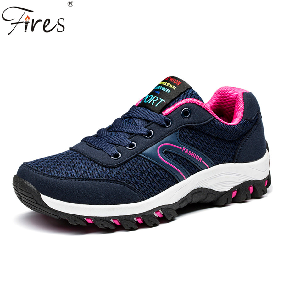 Fires 2017 Trail Running Shoes Men Lightweight Mesh Sport Sneakers Air Spring Summer Walking Shoes  Women Breathable Run shoes  2017 fires men s sport running shoes breathable men sneakers wholesale outdoor sport runner shoes spor ayakkabi anti slip
