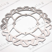 300MM Outer Diameter Refitting Rear Brake Disc Rotor 4 holes Fit For Honda CRF