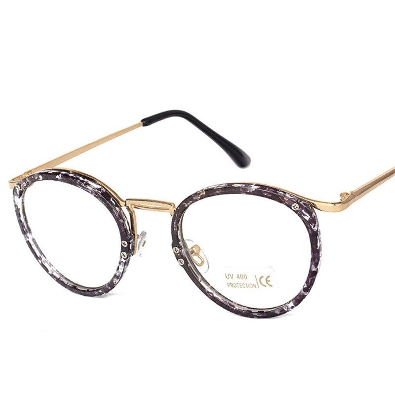 Espejo redondo gafas de lectura para Harry Potter metal marco espejo ...