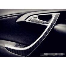 Декоративные наклейки из углеродного волокна для Buick Excelle GT XT, 2 шт. в комплекте, автомобильные аксессуары