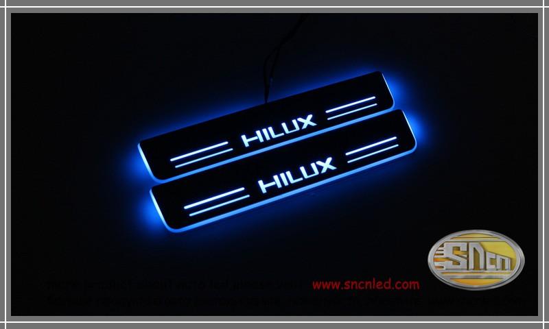 Pedal Hilux Rear -6