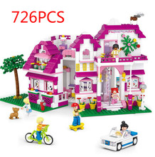 Queen Series Building Blocks Classic For Kid Model Toys Compatible All Girl Kids Educational