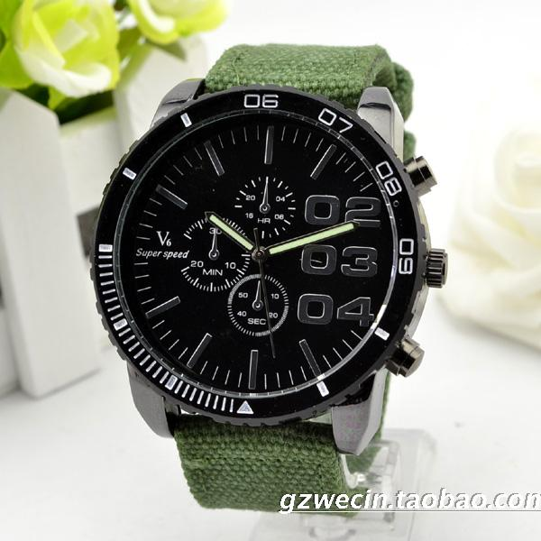 все цены на Genuine fashion leisure mature Mens Watch outdoor military sniper elite special men watch V6