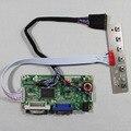 DVI VGA lcd controller board RT2261 work for  17.3inch B173HW01 N173HGE 1920x1080 lcd panel