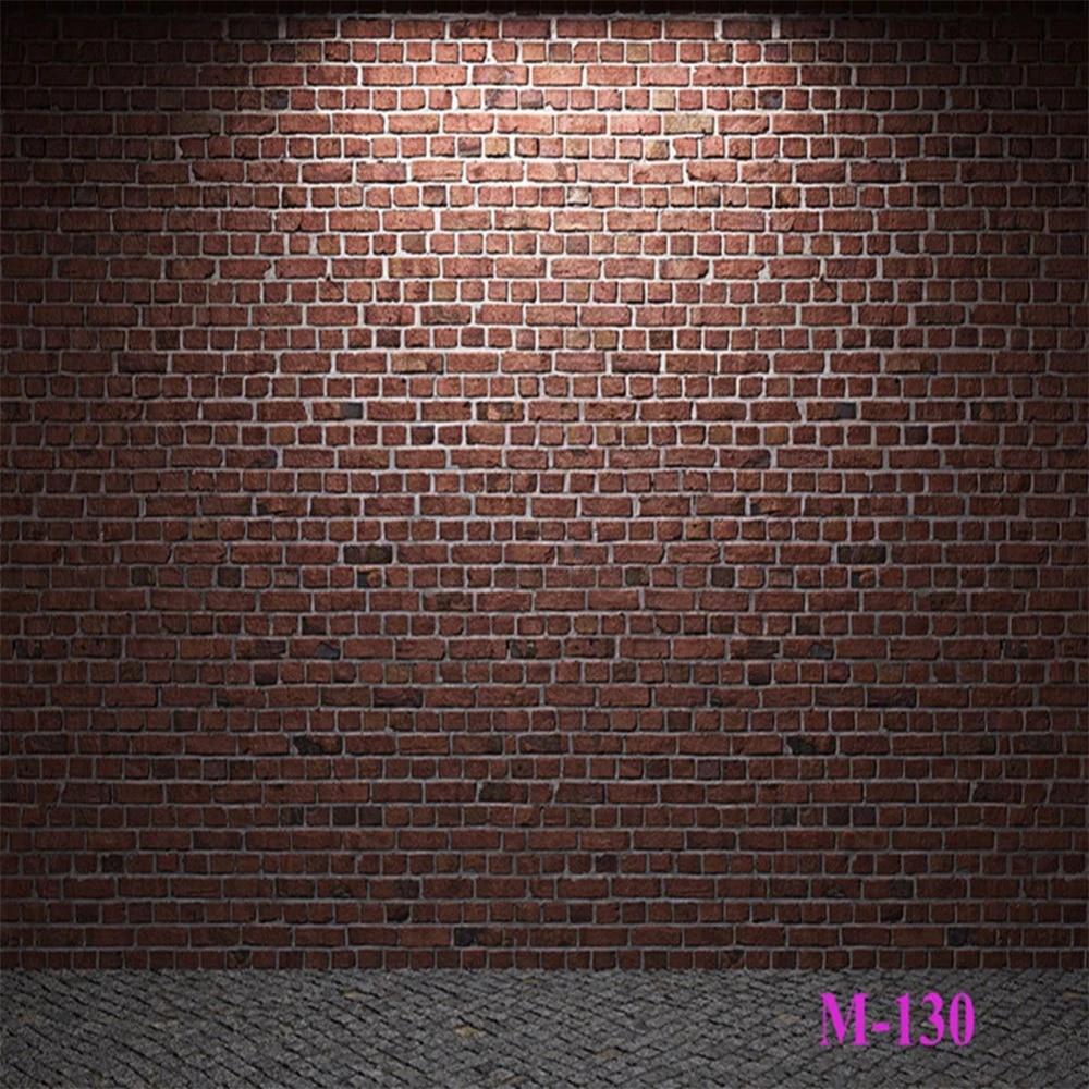 10X5FT-White Brick Wall Photography Backdrops Children Photo Studio Background