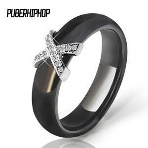puberhiphop Jewelry Rings For Women Men Wedding Ring