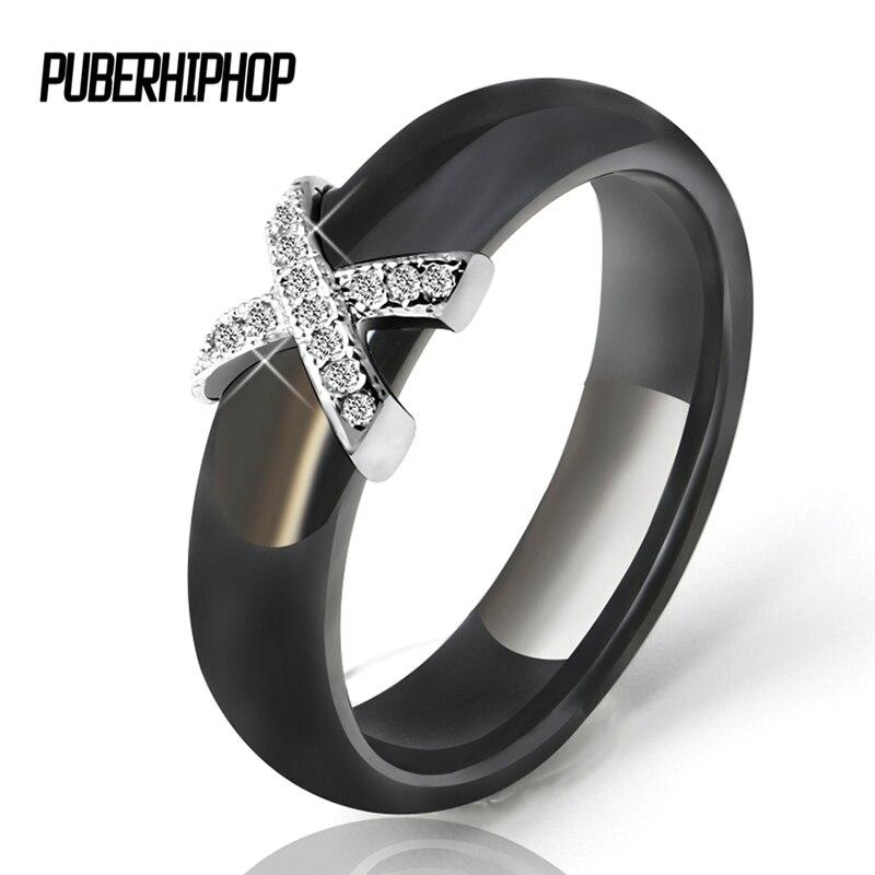 Hochzeits- & Verlobungs-schmuck Elsemode Rock Linkin Park Fans Logo Schwarz 8mm Ring Für Männer Junge 316l Edelstahl Party Geschenk Seien Sie Im Design Neu Schmuck & Zubehör