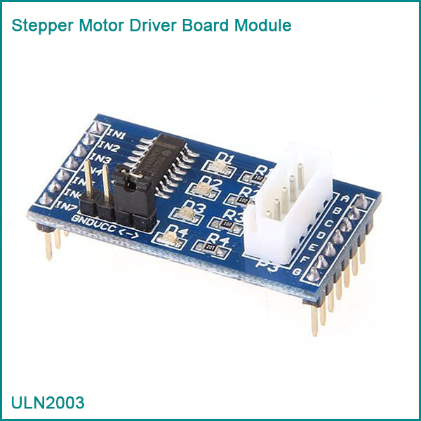 Stepper Motor Driver Board Module ULN2003 for 5V 4-phase 5 line 28BYJ-48 For Arduino